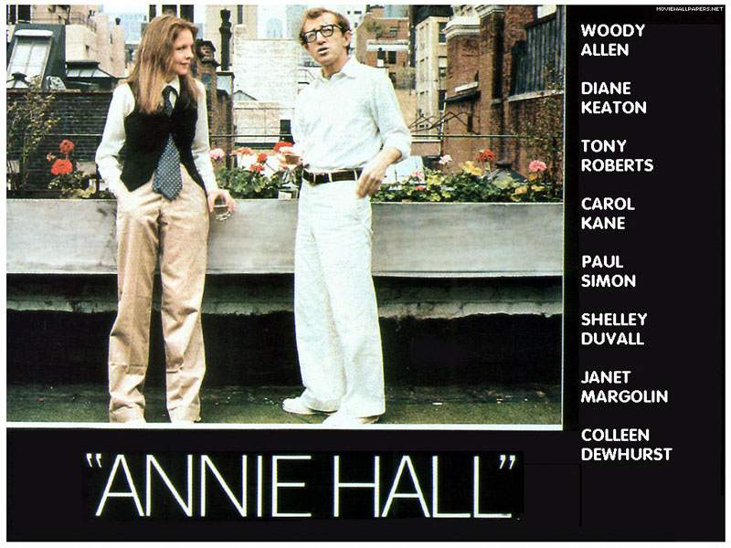 Annie Hall Rooftop Balcony Scene Location Popspots