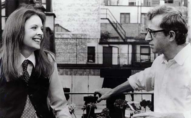 diane keaton woody allen - photo #16