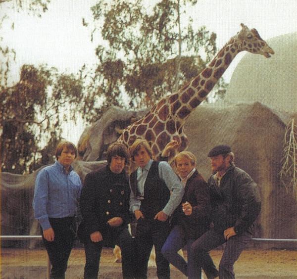 The Beach Boys - Pet Sounds - 1966 Album Cover Location