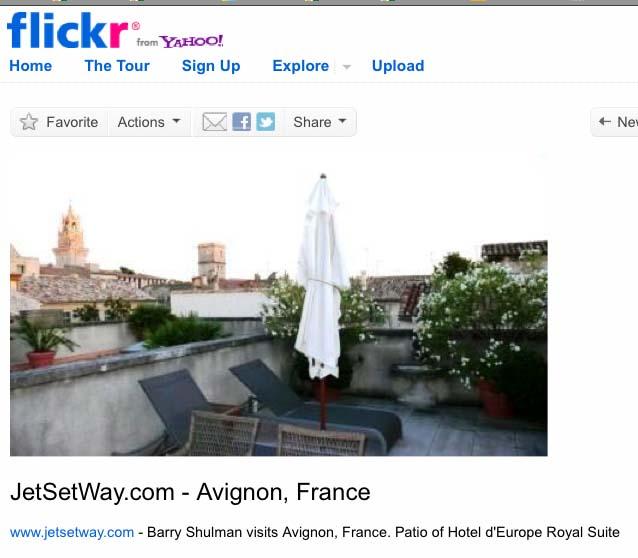 Dylan In Avignon Popspots