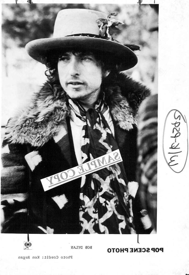 Desire (1976) - Bob Dylan - Album Cover Photo Location