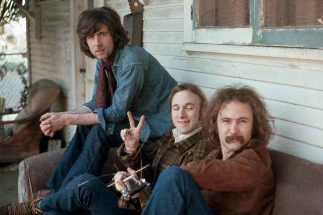 Crosby Stills Nash Amp Young On Vinyl What Do You Have