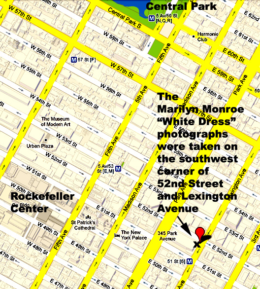 It Actually Existed On That Corner As Seen From This Picture From The Nypl Archives