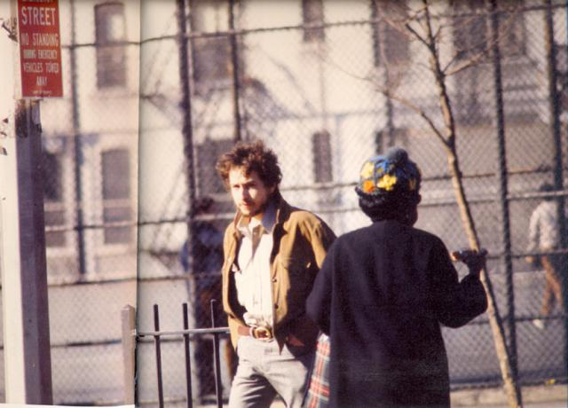 John Cohen Young Bob Dylan Photo Locations
