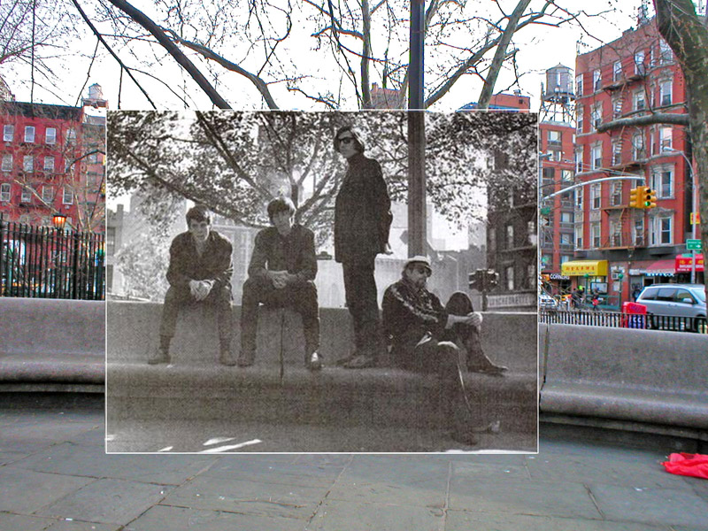 Lou Reed - Velvet Underground - PopSpots
