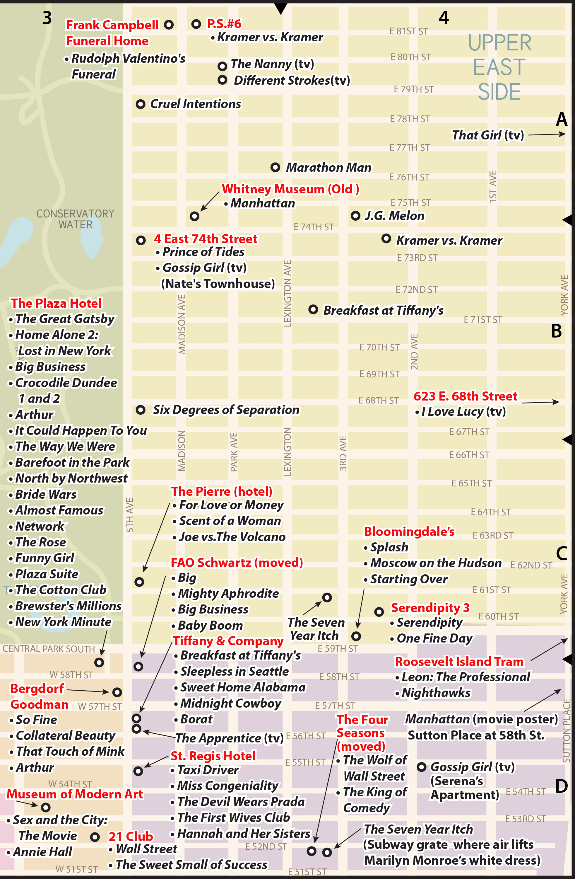 The Popspots Guide To Pop Culture In New York City