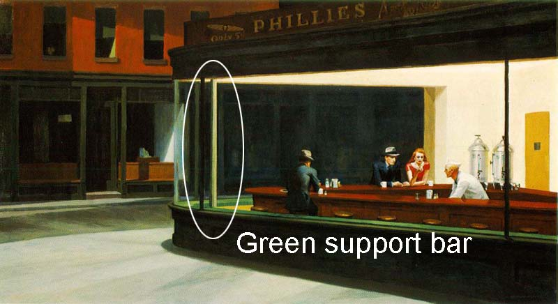 Nighthawks By Edward Hopper Most Probable Painting