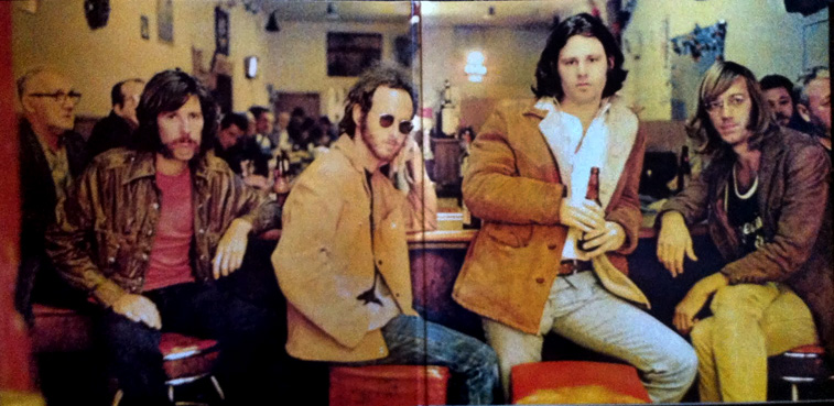 The Doors Morrison Hotel Album Cover Location Popspots