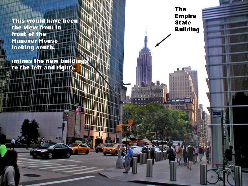 Woody Guthrie Hanover House Location 1940 New York City